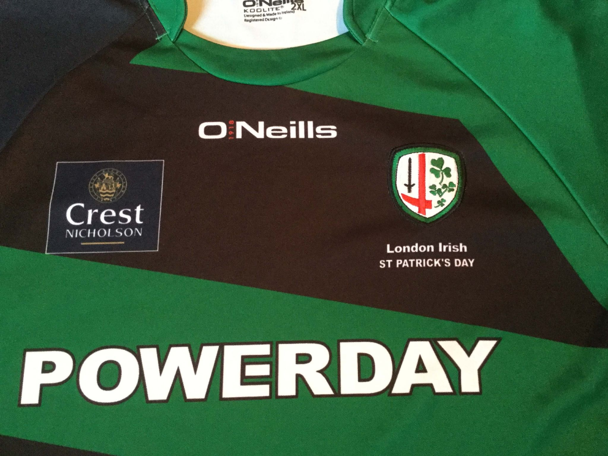 b218dc5cee1 Classic Rugby Shirts | 2015 London Irish Vintage Old Jerseys